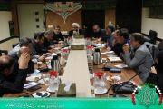 جلسه احزاب اصولگرا در دفتر مرکزی جمعیت جانبازان